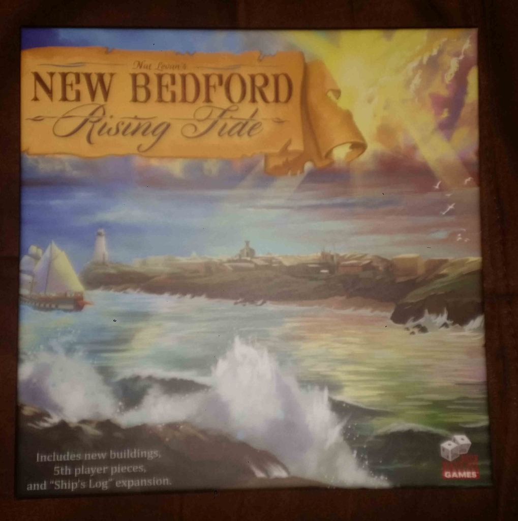 New Bedford game box.